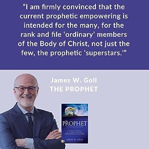the prophet james w goll