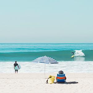 Smoothy Sandal Mens Reef Beach Freely