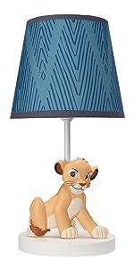 Lion King Adventure Lamp
