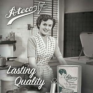 Ateco vintage advertisement