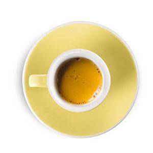 Espresso demitasse cups