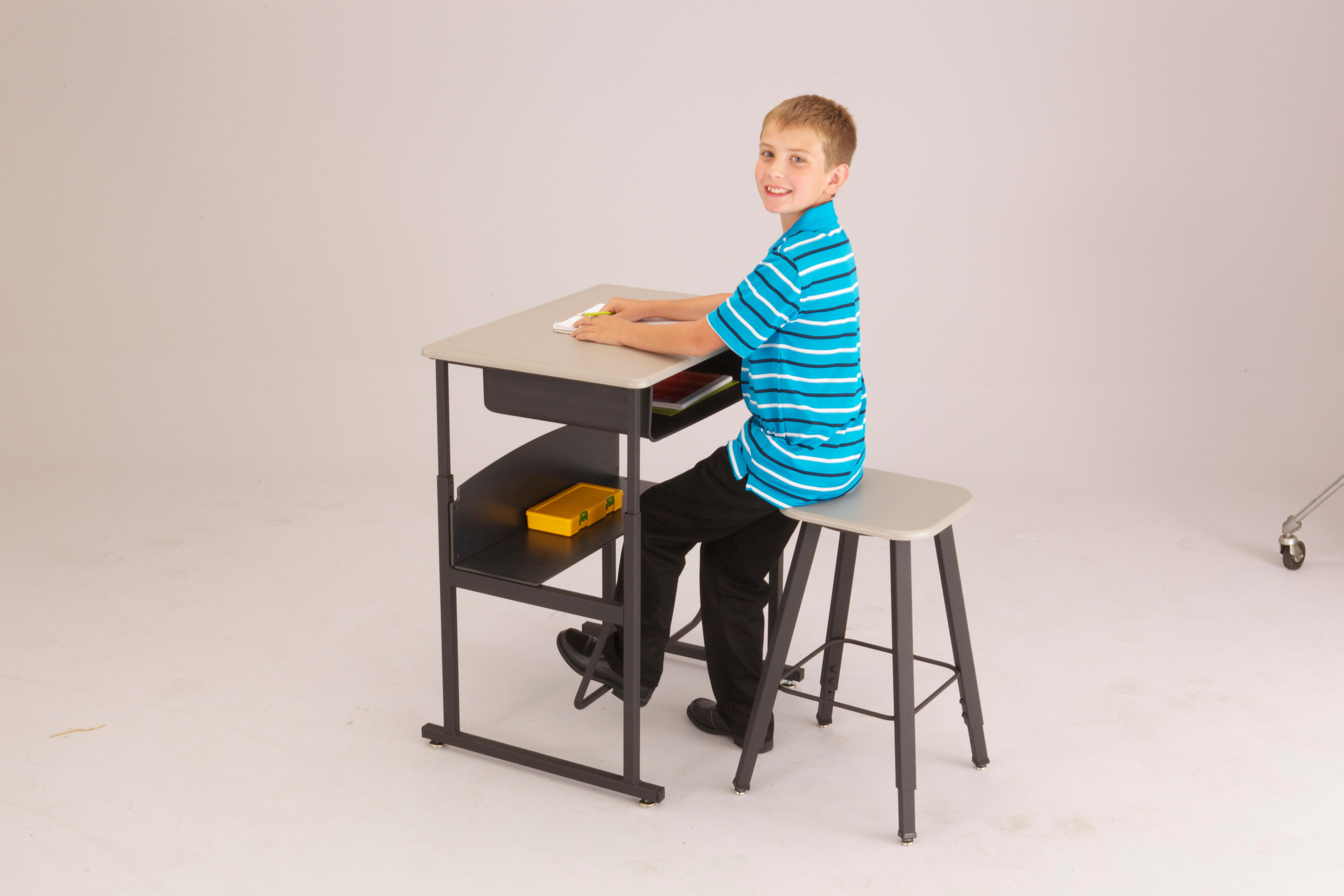 Safco Products Alphabetter Stool For Alphabetter Stand Up
