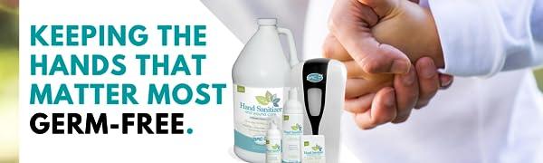 BAC-D Hand Sanitizers, Hand Sanitizer