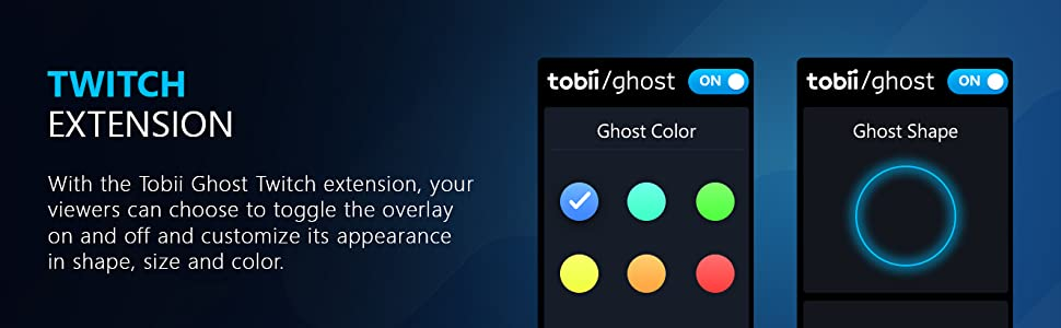 Tobii Eye Tracker 4C - the Game-changing Eye Tracking Peripheral for  Streaming, PC Gaming and Esports  Windows Tobii Eye Tracker 4C