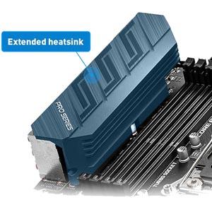 Extended Heatsink