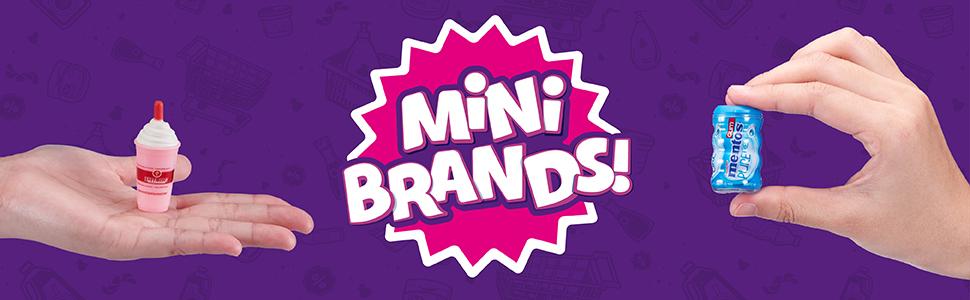 mini brands, tik tok famous, collectable, mini toys, mini mentos toy, where to find mini brands,
