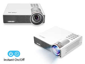 Portable LED projector;rechargeable projector;battery powered projector;small projector