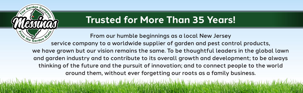 The garden company from the garden state trusted for more than 35 years