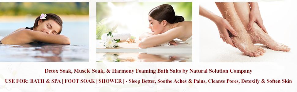 bath salt coconut