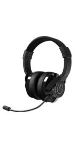 PowerA Fusion Auriculares Gaming con Micrófono Desmontable y Cable ...