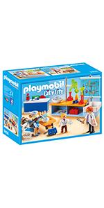 PLAYMOBIL City Life Autobús Escolar, a Partir de 4 Años (9419 ...