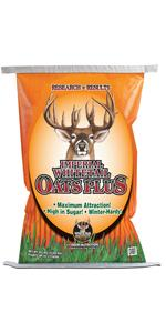Amazon Com Whitetail Institute Imperial Oats Plus Food