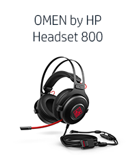 OMEN by HP Headset 800
