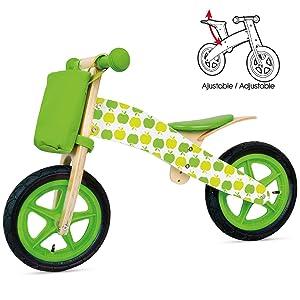 Bici verde ref. 85101