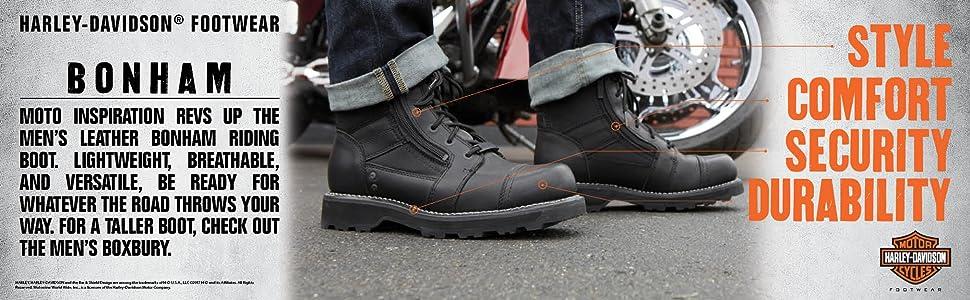 Harley Davidson Bonham (Men's) tflOC