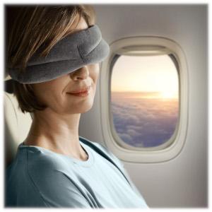 Schlafmaske Schlafbrille für Reisen und den Alltag