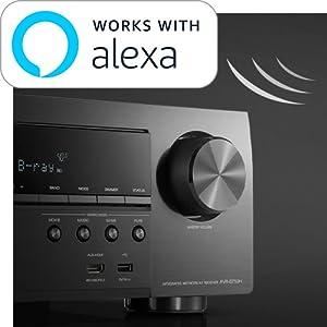 Denon AVR-S750H Alexa
