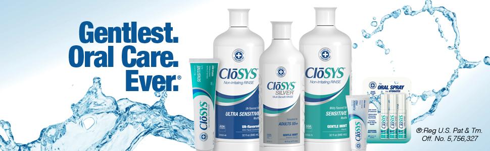 Closys Oral Care