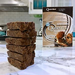 Amazon.com: Quest Nutrition Protein Bar, Double Chocolate
