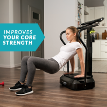 Improves Your Core Strength