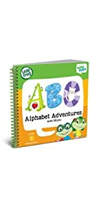 Alphabet Adventures with Music