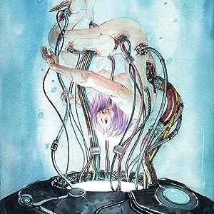 Dustin Nguyen Descender Manga Comics Anime Ghost In The Shell