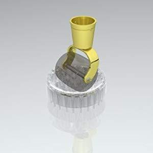 Transparente Grab 16 Protectores de Suelo para Alfombra de 45 mm