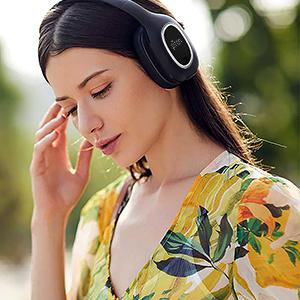 PTron Studio Bluetooth Headphones