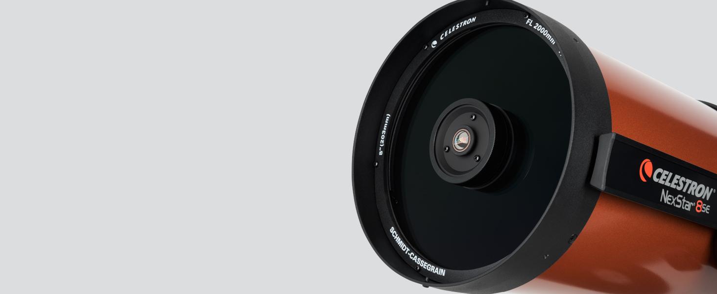 NexStar 8SE Schmidt-Cassegrain Optics