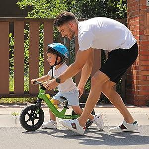 RAWR Kids Balance Bike