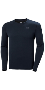 Helly Hansen Uomo Lifa Active Solen Long sleeve T-Shirt