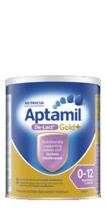 Aptamil Gold+De-Lact Baby Infant Formula