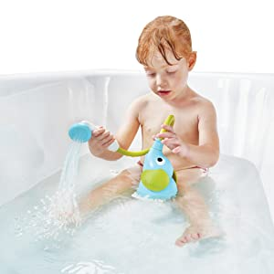 Yookidoo fun play learn splash bath toy activity