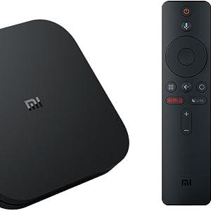 Xiaomi Mi Box S 4K Ultra HD Media Player mit Google