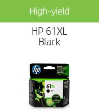 HP 61 ink cartridge Black XL