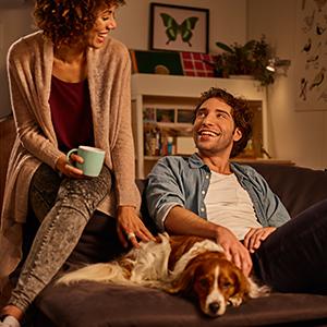 Philips, LED, iluminação, potência, fluxo luminoso, decoração, luz, decorativa, lâmpada