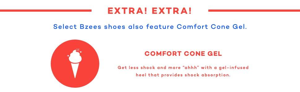 comfort cone gel