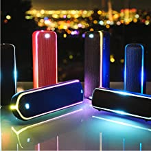 Get things booming with Wireless Party Chain