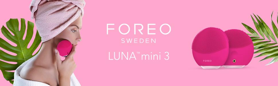 FOREO LUNA mini 3 header