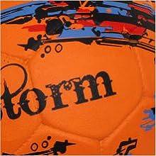 32 panel;Orange football