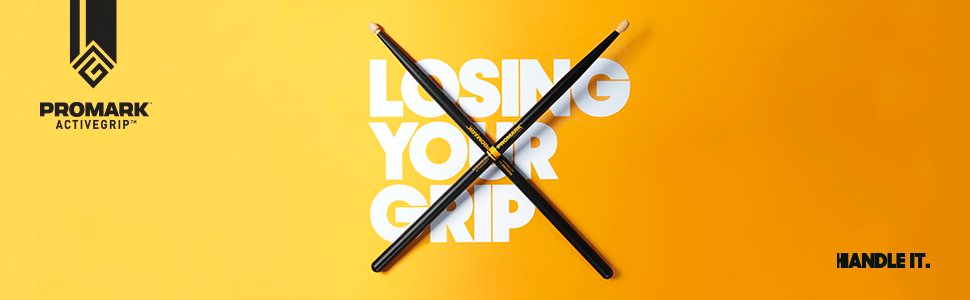 Promark Active Grip: Handle It