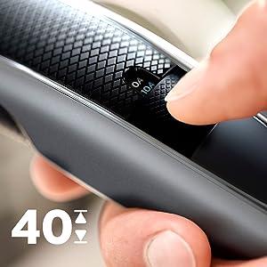 length settings