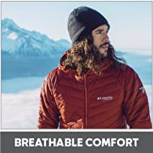 Breathable Comfort