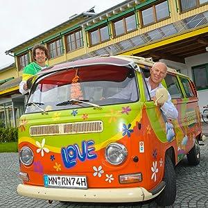 Rapunzel Naturkost Legau Familienunternehmen Bio-Hersteller Bio-Pionier Leonhard und Joseph Wilhelm