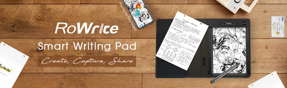 RoWrite Smart Writing Pad