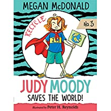 judy moody;earth day;recycling;going green;sustainability;environmentalism;illustrated middle grade