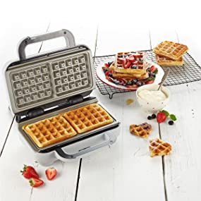 waffle waffle maker breville toastie snacks sweets reliable high