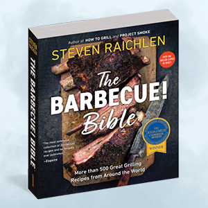 barbecue bible, gifts for men, gifts for dads, gifts for grillers, barbecue, cooking meat