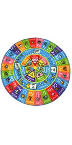 ABC ALPHABET PLAY PUZZLE EVA MAT FOR KIDS BOY AND GIRLS DAYCARE PRESCHOOL FLOOR RUG EDUCATIOANL FUN