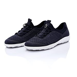 Remonte Damen R3500 Slip on Sneaker, Rot (Fire/Rosso), 45 EU